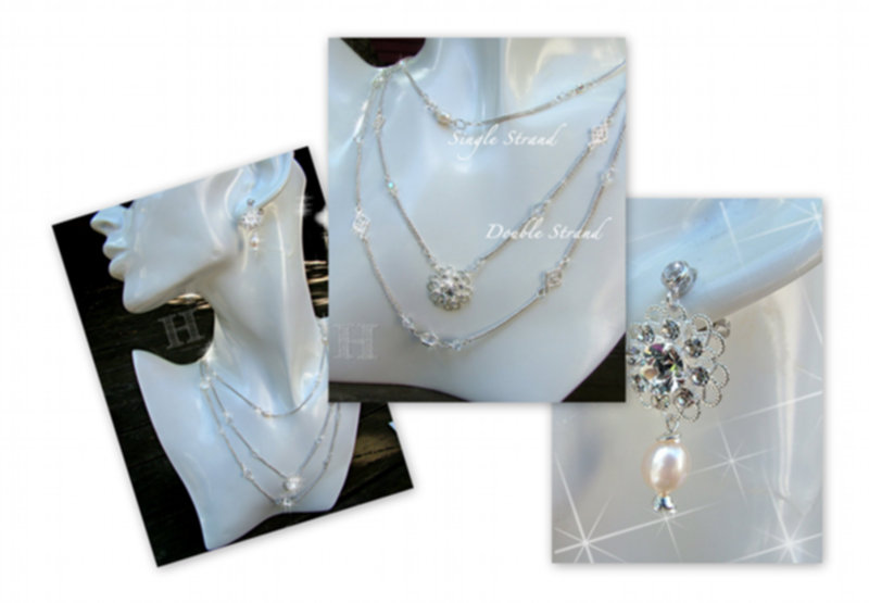 Multi-strand Necklace - Simple Elegance (CH0298)