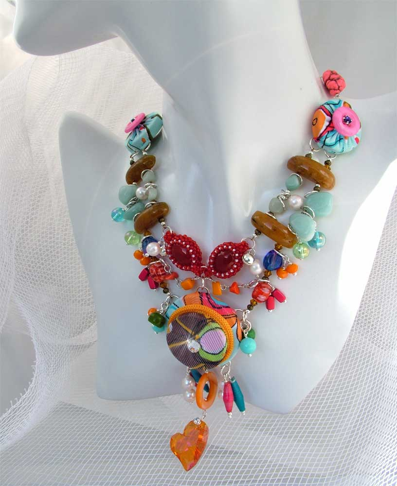 Color Jewerly - Devoted Gypsy necklace