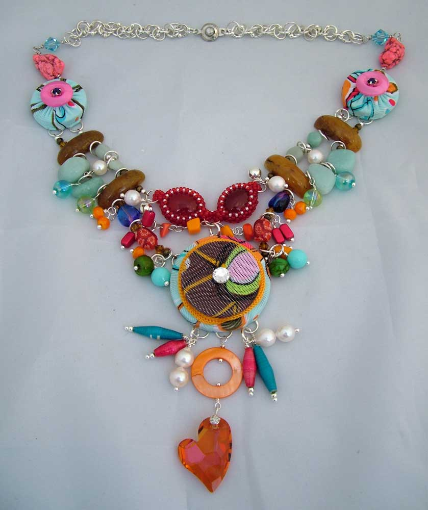 Color Jewelry Devoted Gypsy