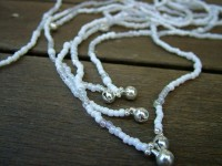 Tassles of lariat necklace