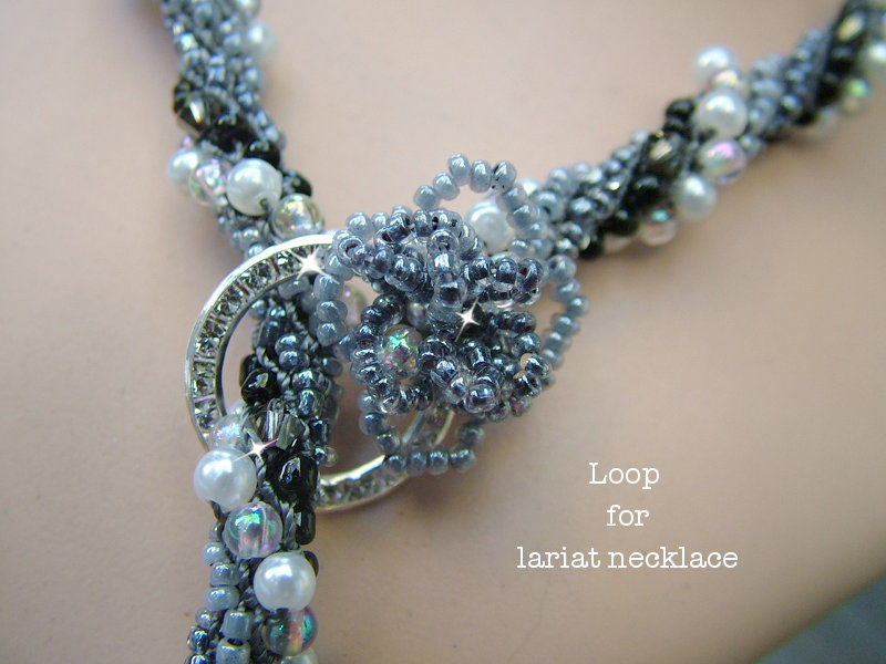 lariat necklace ch0316c