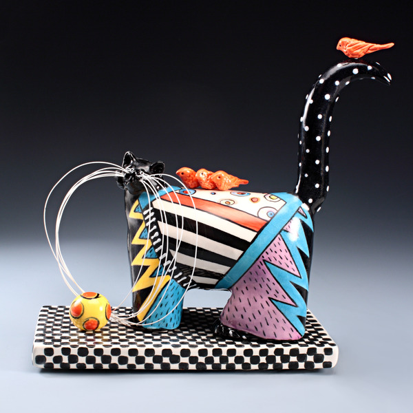 Fried Cats Ceramics - Baby Juke