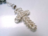 Chainmail Cross