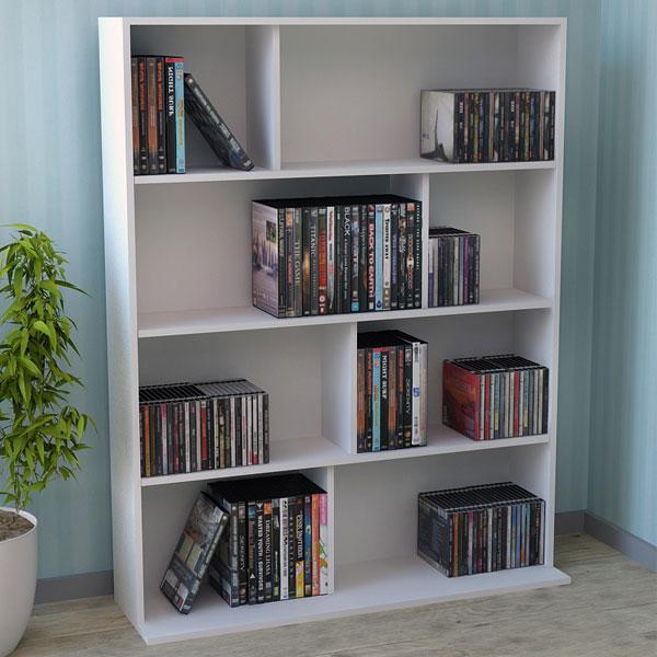 Incroyable Bookshelf Dvd Shelf