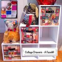 collage drawers
