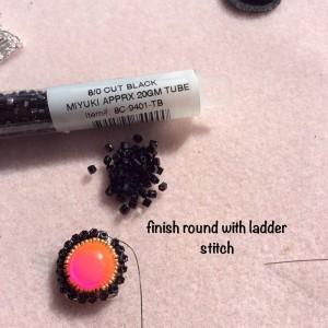 labradorite earrings-ch0344-012