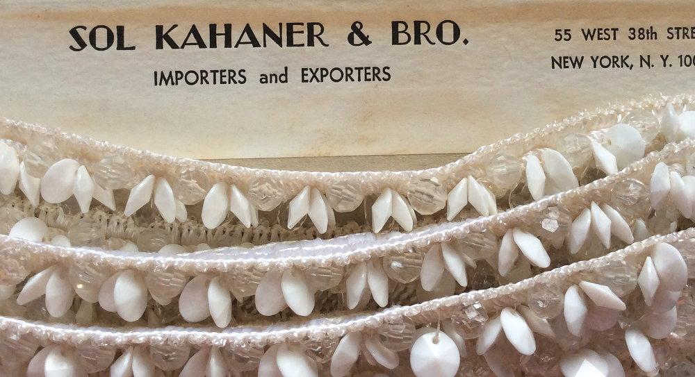 Sol Kahaner label