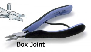 Lindstrom Box Joint Jewelry Pliers