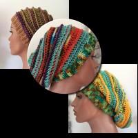 Slouchy Crochet Beanies