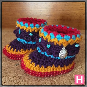 bohemian baby boots-ch0388-002
