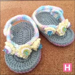 open toe baby sandals-CH0395B-002