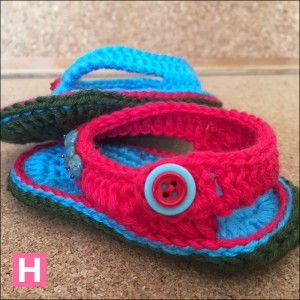 open toe baby sandals-CH0395C-003
