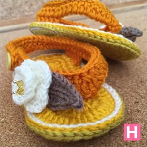 open toe baby sandals-CH0395D-001