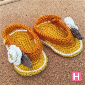 open toe baby sandals-CH0395D-003