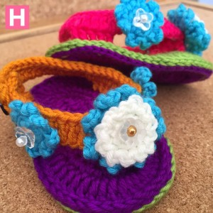 open toe baby sandals-CH0395E-005