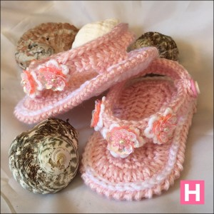 open toe baby sandals-CH0395F-002