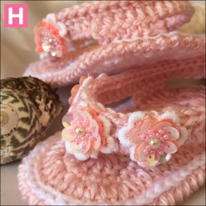 open toe baby sandals-CH0395F-004