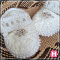 sparkly baby shoes CH0394-001
