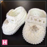 sparkly baby shoes CH0394-002