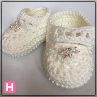 sparkly baby shoes CH0394-006