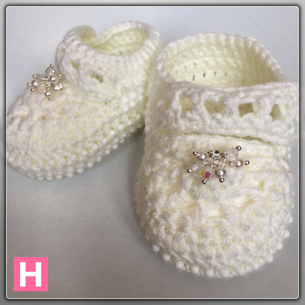 Sparkly Baby Shoes Glitter