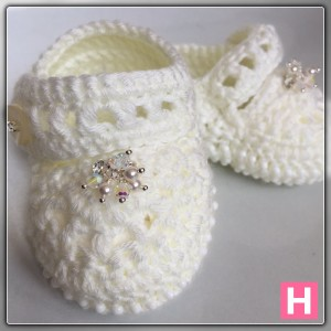 sparkly baby shoes CH0394-008