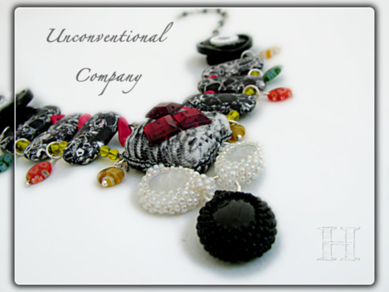 unconventional company necklace ch0300-000