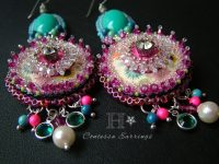 wild contessa earrings ch0309-000