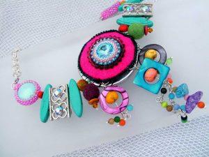 color fantasy necklace ch0199-000