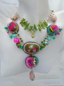 colour fantasy necklace CH0200-001