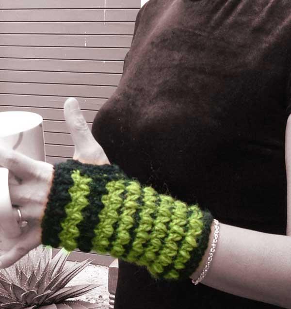 green ninja gloves-ch0261-007