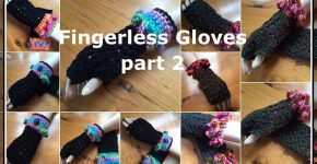 Hand Fingerless Gloves 2 – Winter 2016