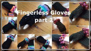 fingerless gloves CH0397L-000