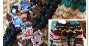 Bag Mochila Wayuu – Drawstring Cord, Stop Bead, Slider