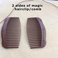 butterfly magic hair clip 002