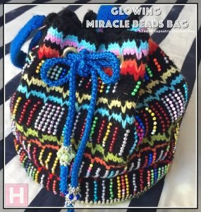 miracle beads crochet bag 002