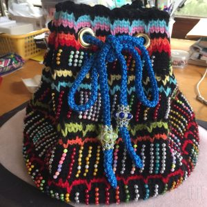 miracle beads crochet bag 008