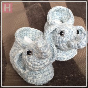 elephant booties CH0428-004