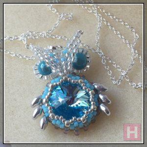 nicole owl pendant necklace CH0432-001