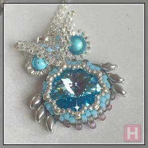 nicole owl pendant necklace CH0432-003