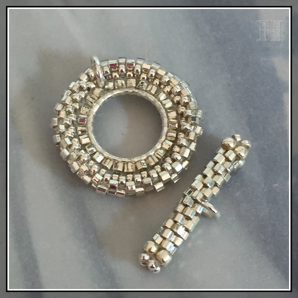 beaded toggles - CH0434-A00