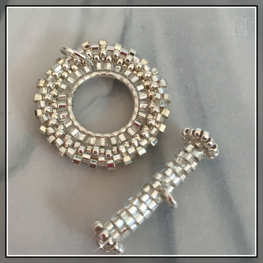 beaded toggles - CH0434-C00