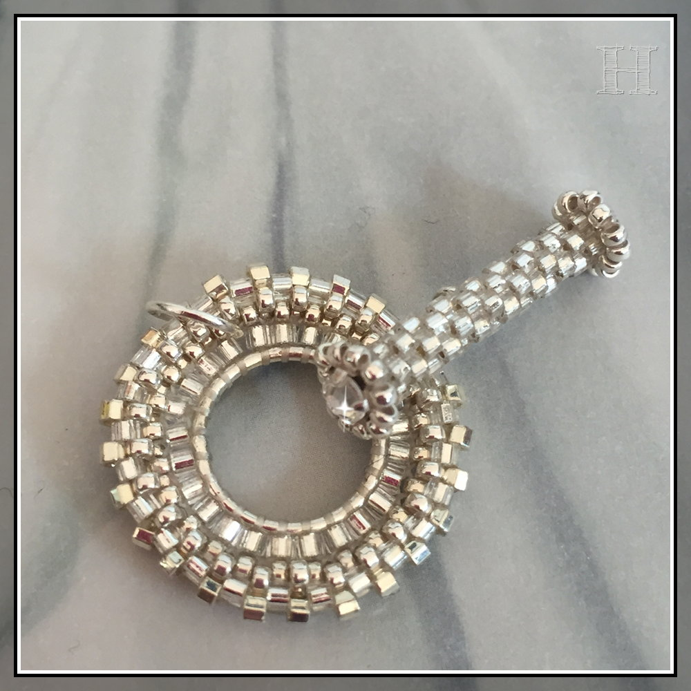 beaded toggles - CH0434-C01