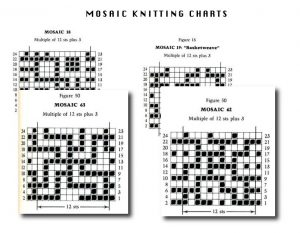 mosaic_knitting_charts