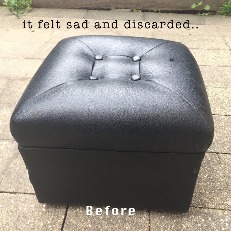 zentangle footstool 01