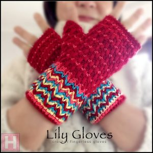 Lily Gloves CH0440-001
