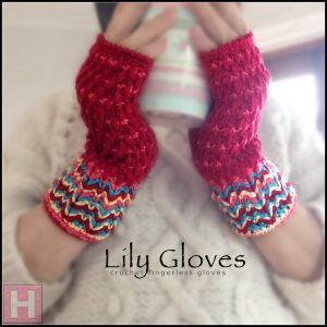 Lily Gloves CH0440-002