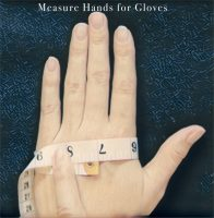 measure hands for gloves