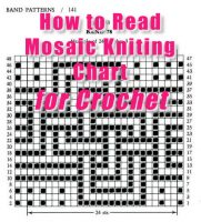 mosaic crochet how to 00
