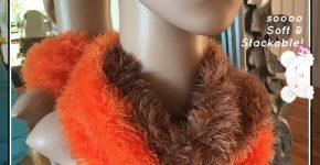 Knitted Cowls – soooo soft!